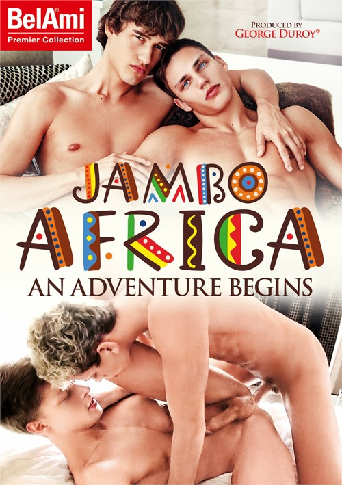 Jambo Africa An Adventure Begins Cover Front