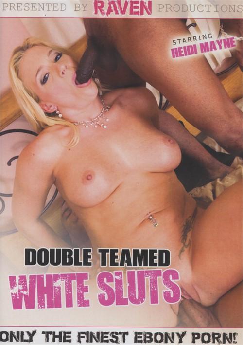 Double Teamed White Sluts
