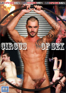 Circus of Sex Boxcover