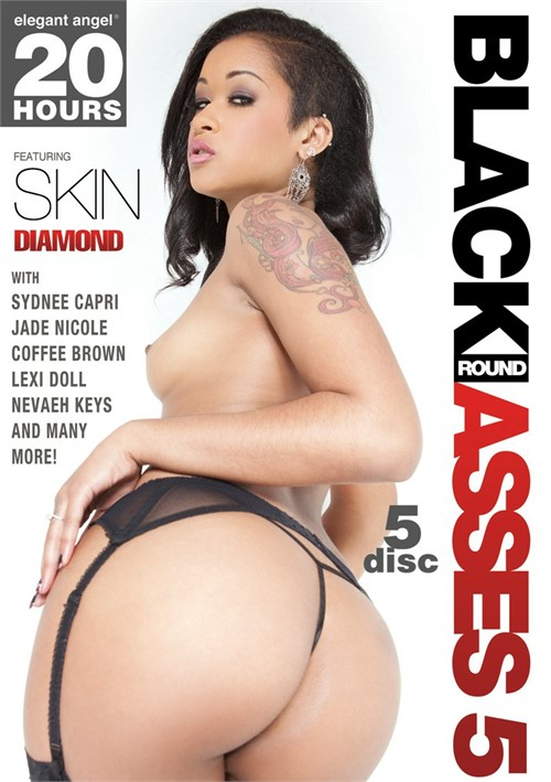 Black Round Asses Vol. 5 (20 Hrs.)