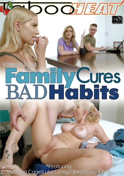 Vanessa Cage in Family Cures Bad Habits (2019)