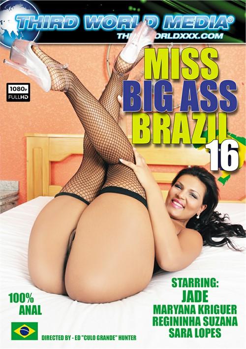 Miss Big Ass Brazil 16