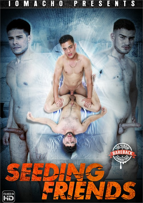 Seeding Friends Boxcover