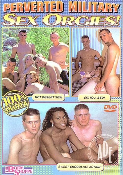 Perverted Military Sex Orgies!