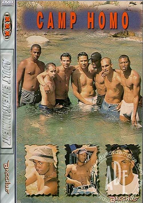 Camp Homo Boxcover