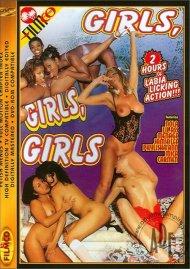 Girls, Girls, Girls image