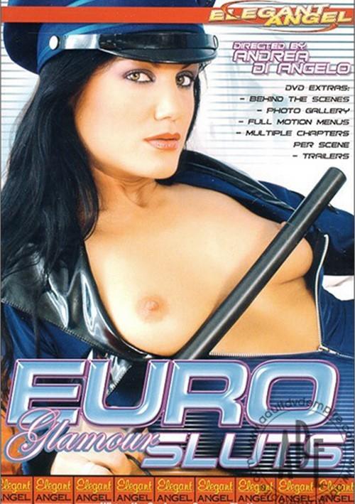 Euro Glamour Sluts Boxcover