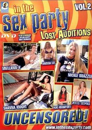 In The Sex Party: Lost Auditions Vol. 2 Porn Video