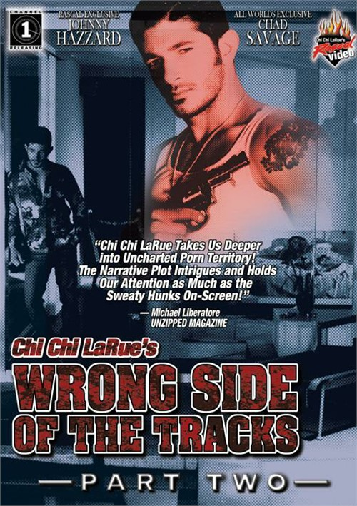 Wrong Side of the Tracks 2 Cover Front
