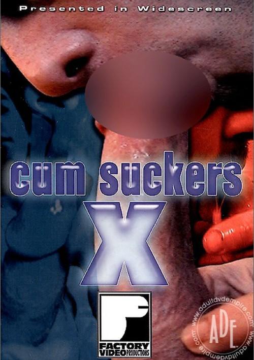 Cum Suckers 10 Boxcover