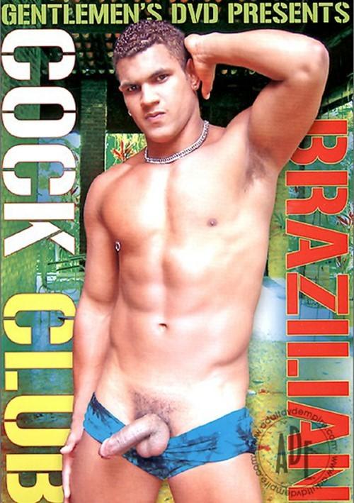 Brazilian Cock Club Boxcover