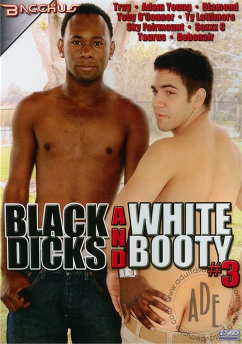 Black Dicks and White Booty #3 Boxcover