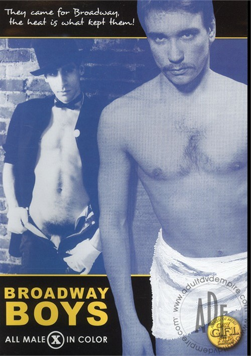 Broadway Boys Boxcover