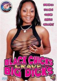 Black Chicks Crave Big Dicks 4 image