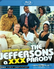 Jeffersons, The: A XXX Parody Blu-ray Movie