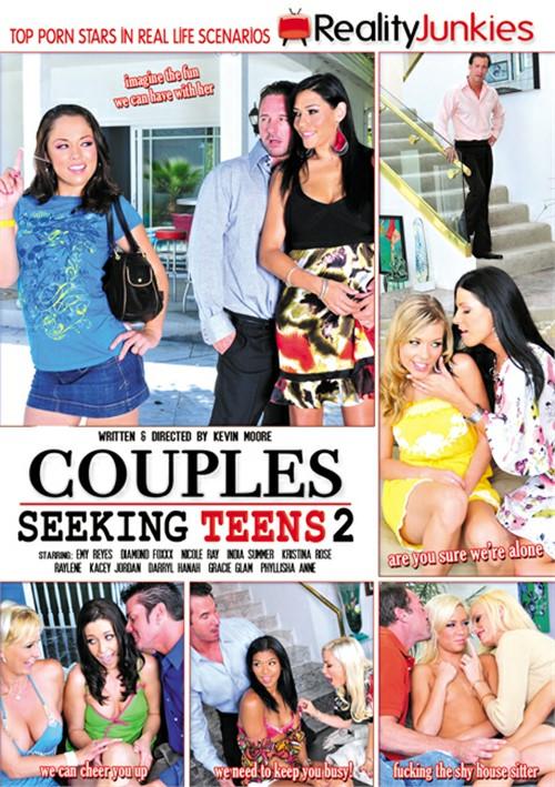 Mit einem Paare, die nach Teenagern suchen