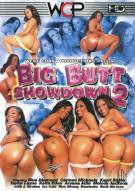 Big Butt Showdown 2, The Porn Movie