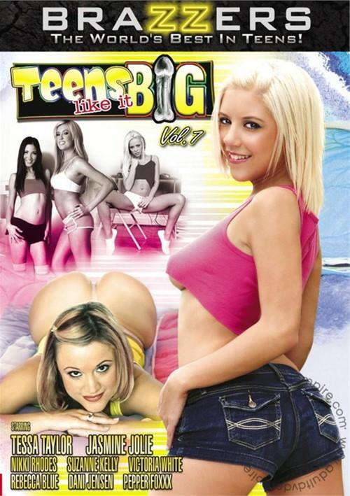 Teens Like It Big Vol. 7