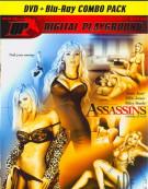 Assassins (DVD + Blu-ray Combo) Blu-ray