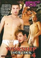 Worship Your Cock 4 Boxcover