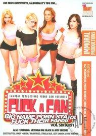 Fuck A Fan Vol. 16 Porn Video
