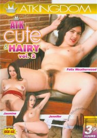 ATK Cute & Hairy Vol. 2 Porn Video