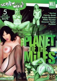 Planet Of The MILFS Porn Movie
