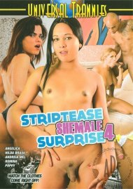 Striptease Shemale Surprise 4 Porn Video
