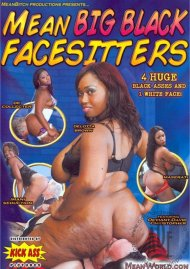 Mean Big Black Facesitters image
