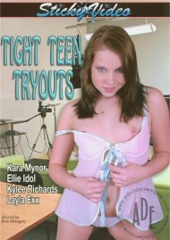 Tight Teen Tryouts Porn Video