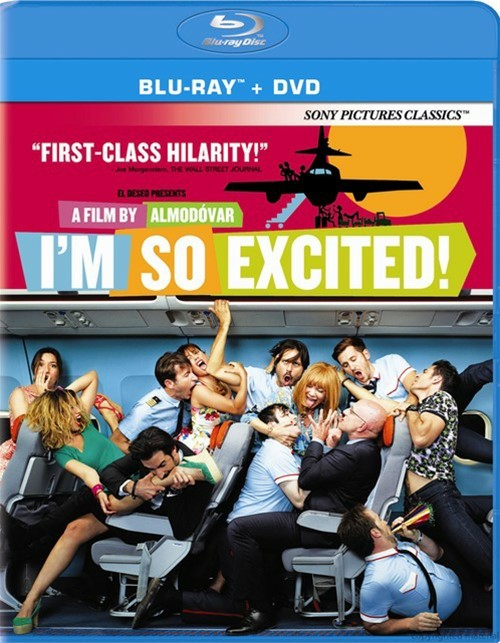 I'm So Excited (Blu-ray + DVD Combo) image