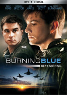 Burning Blue (DVD + UltraViolet) Gay Cinema Movie
