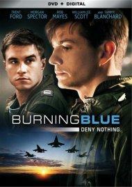 Burning Blue (DVD + UltraViolet) Porn Movie