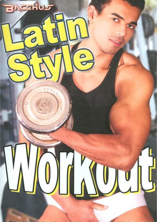 Latin Style Workout Boxcover