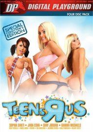 Teens R Us 4-Pack
