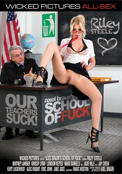 XXX Axel Braun's School of Fuck (2015)