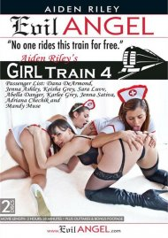 Aiden Riley's Girl Train 4