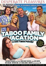 Taboo Family Vacation: An XXX Taboo Parody! image