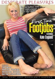 First Time Footjobs Porn Video