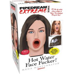 Pipedream Extreme Toys: Hot Water Face Fucker - Brunette