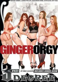 Ginger Orgy Porn Video