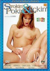 Strokin' Pokin' & Lickin Porn Video