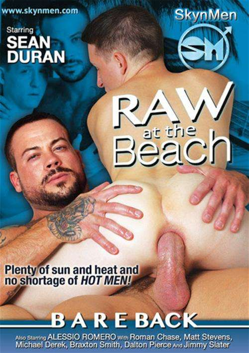 Raw At The Beach Boxcover