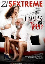 Granpas vs. Teens Porn Video