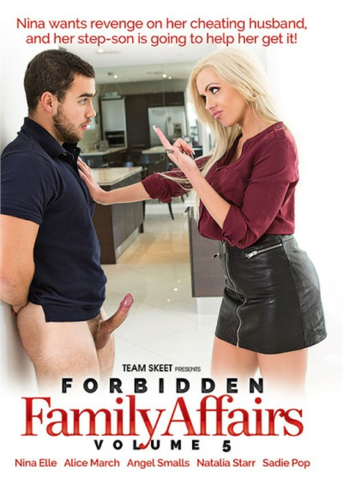 Forbidden Family Affairs Vol. 5