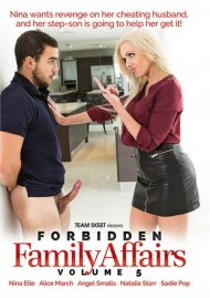 Forbidden Family Affairs Vol. 5 Porn Movie