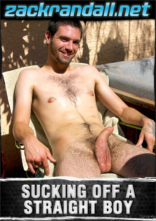 Sucking Off A Straight Boy Boxcover