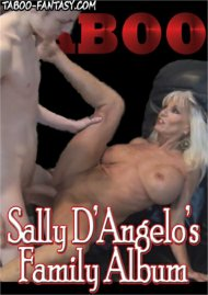 Sally D'Angelo's Family Album Porn Video