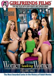 Women Seeking Women Vol. 143 Porn Movie