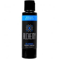 Alchemy Classic Water Based Lube - 4oz Sex Toy